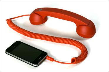 iPhoneで